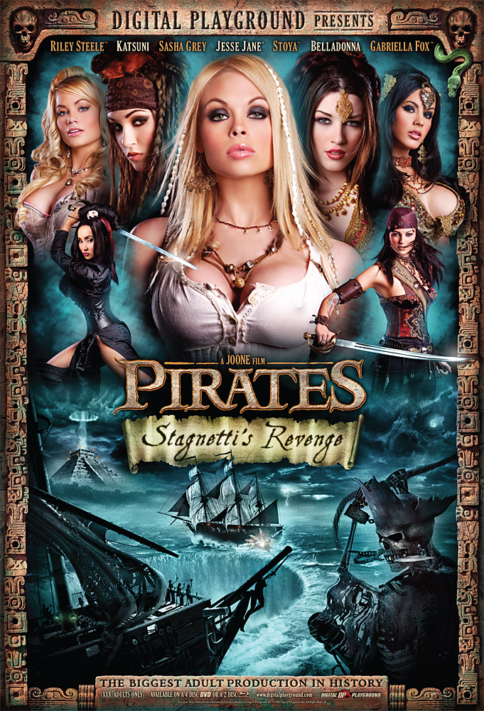 Pirates digital playground