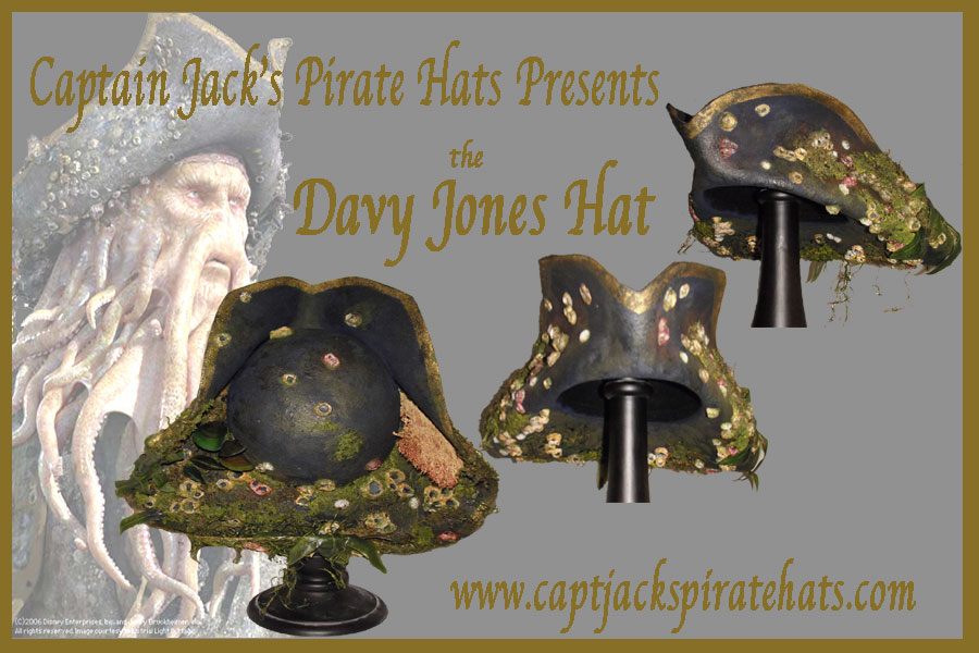 Davy Jones Hat Looks Pretty Sweet  d4ed5370aa52